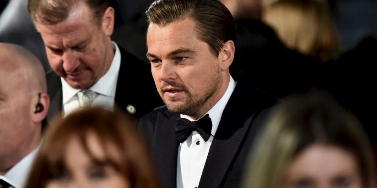 Leonardo DiCaprio da un paso más para ganar el Oscar