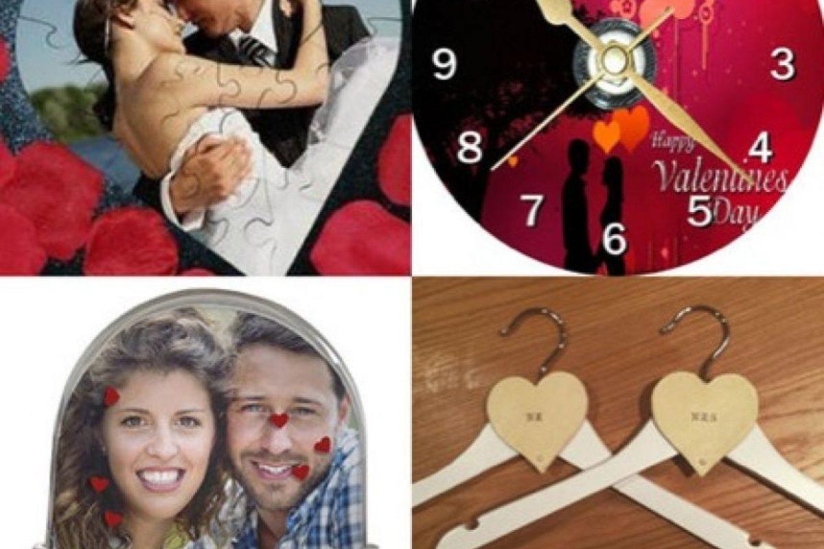 Rompecabezas y reloj de amor Foto:Tumblr.com/tagged-amor-cursi. Imagen Por: