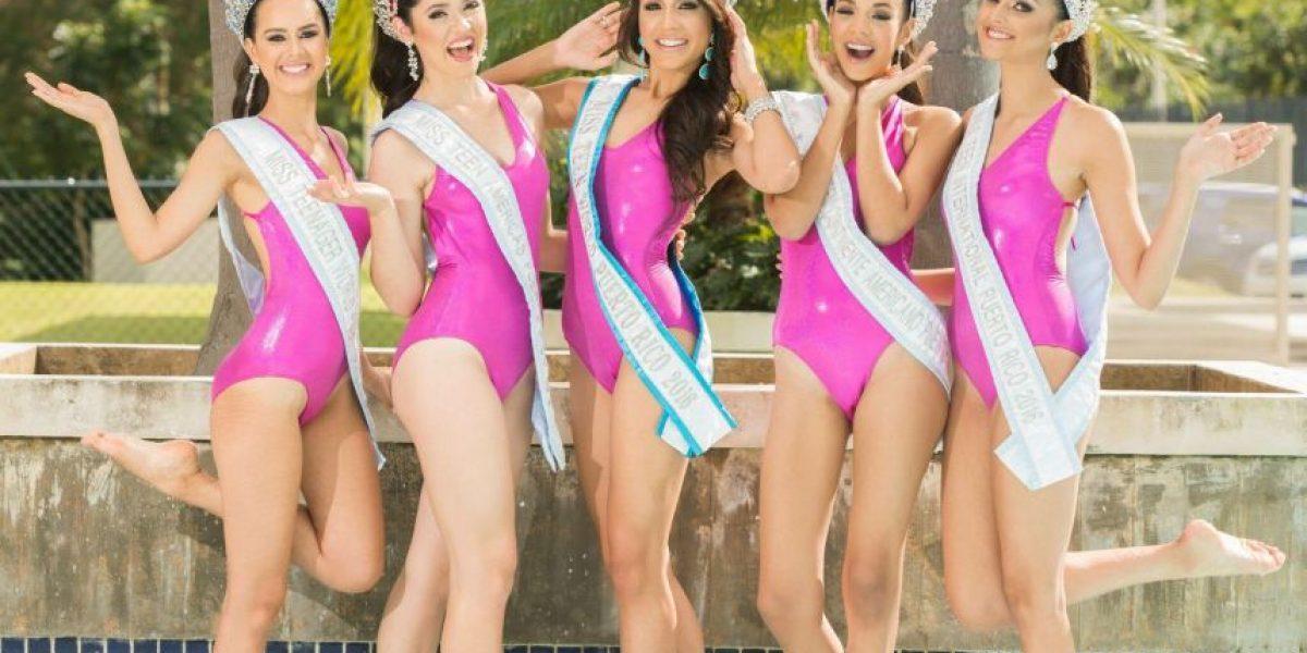 Ponce se impone en Miss Teen World P.R. 2016