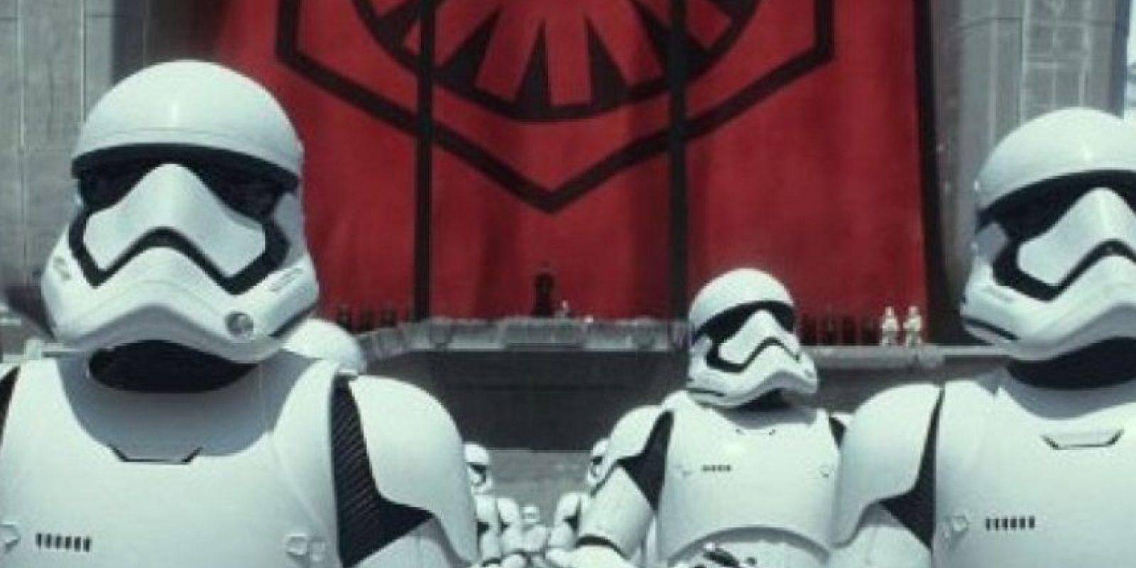"Foto:""Lucas Films"". Imagen Por:"