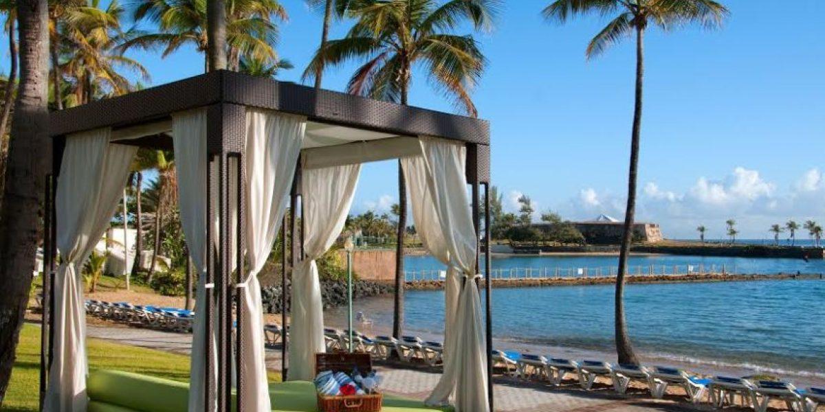 Perenne los encantos del Caribe Hilton de San Juan