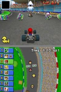 """Mario Kart DS"" para Nintendo DS (2005). Foto:Nintendo. Imagen Por:"