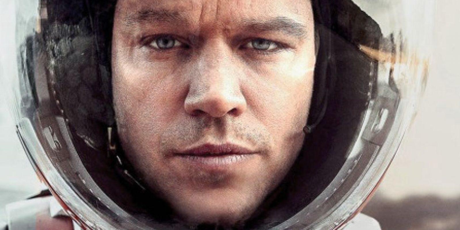 """""""The Martian"""" Foto:vía dontcallmeoscar.tumblr.com. Imagen Por:"""