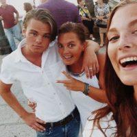 Konrad adoptó el estilo del actor cuando la gente le pedía fotos en la calle. Foto: vía instagram.com/konradannerud. Imagen Por: