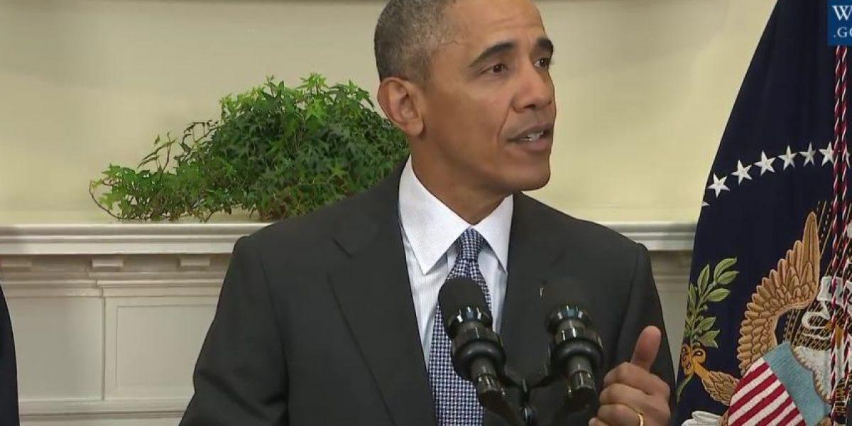 Obama revela plan para cierre prisión en Guantánamo