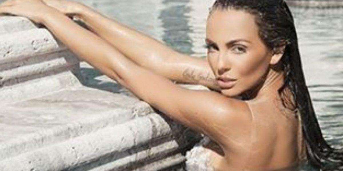 Exconejita de Playboy que enamora a Cristiano Ronaldo