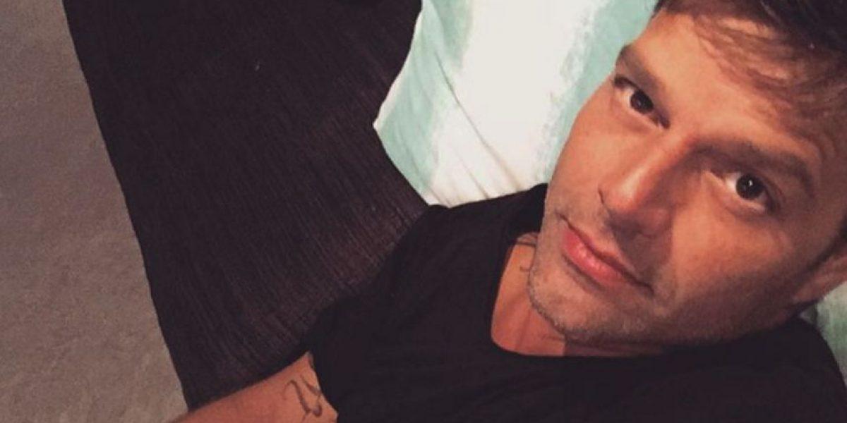 Ricky Martin deja puyú al reencuentro de Menudo