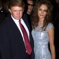 Melania Trump Foto:Getty Images. Imagen Por: