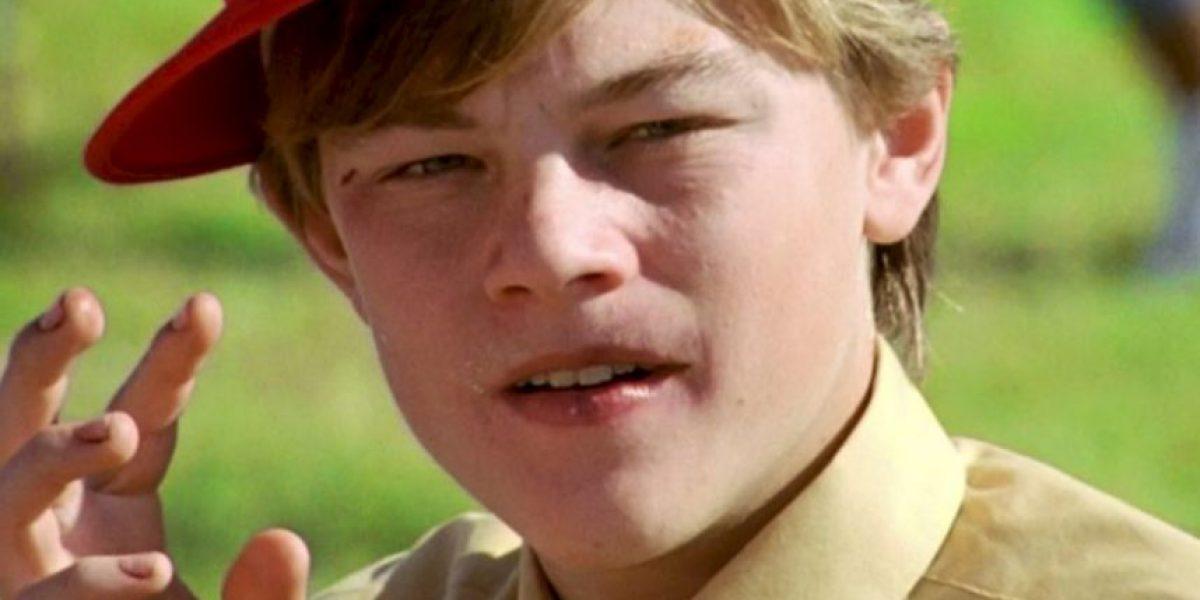 La transformación que DiCaprio