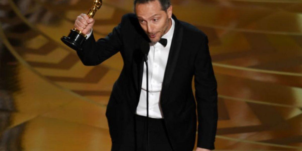 Ellos son los latinos que triunfaron en los Oscar 2016