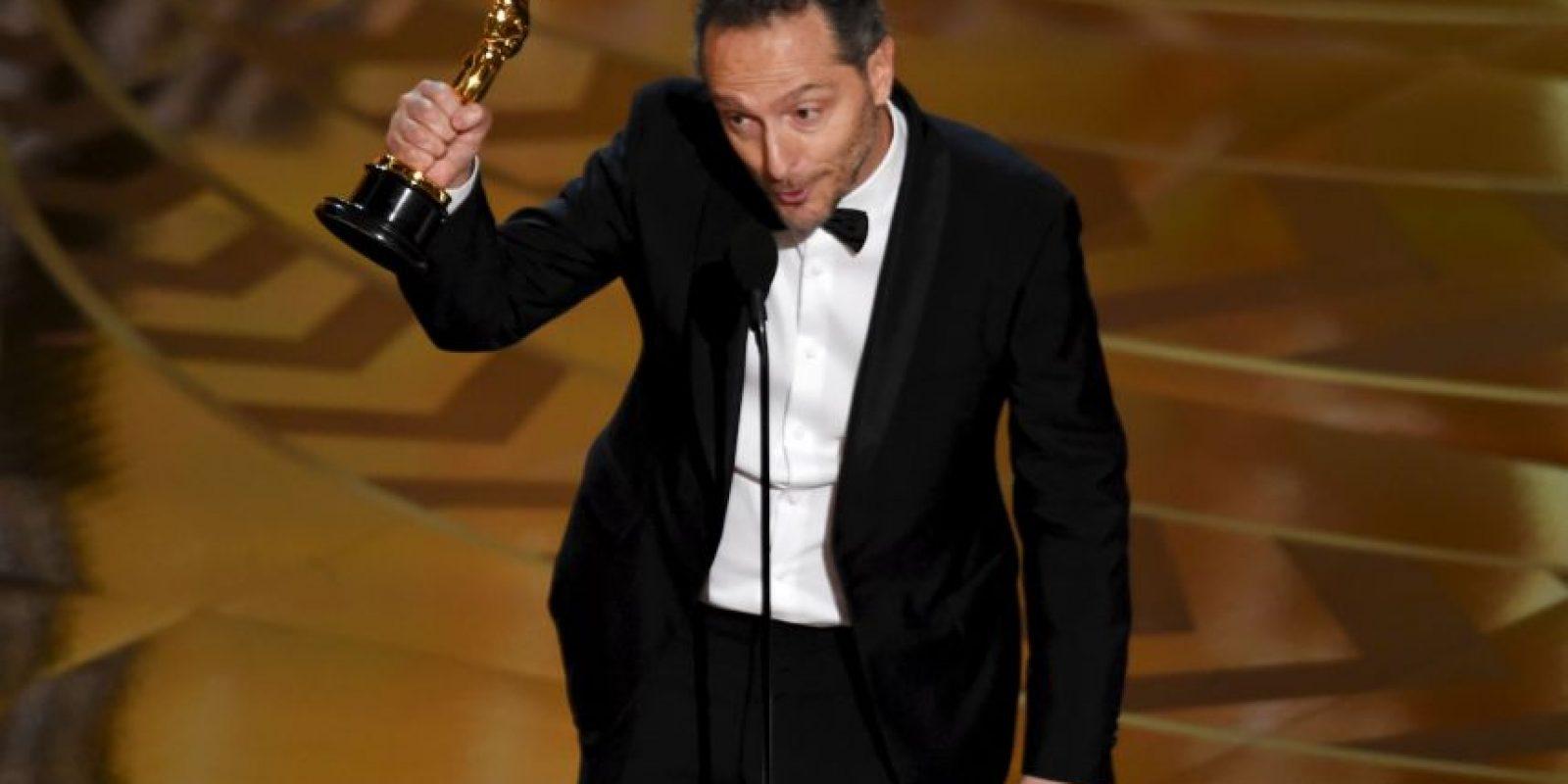"""Ganó su tercer Oscar como """"Mejor Director de Fotografía"""" Foto:Getty Images. Imagen Por:"""