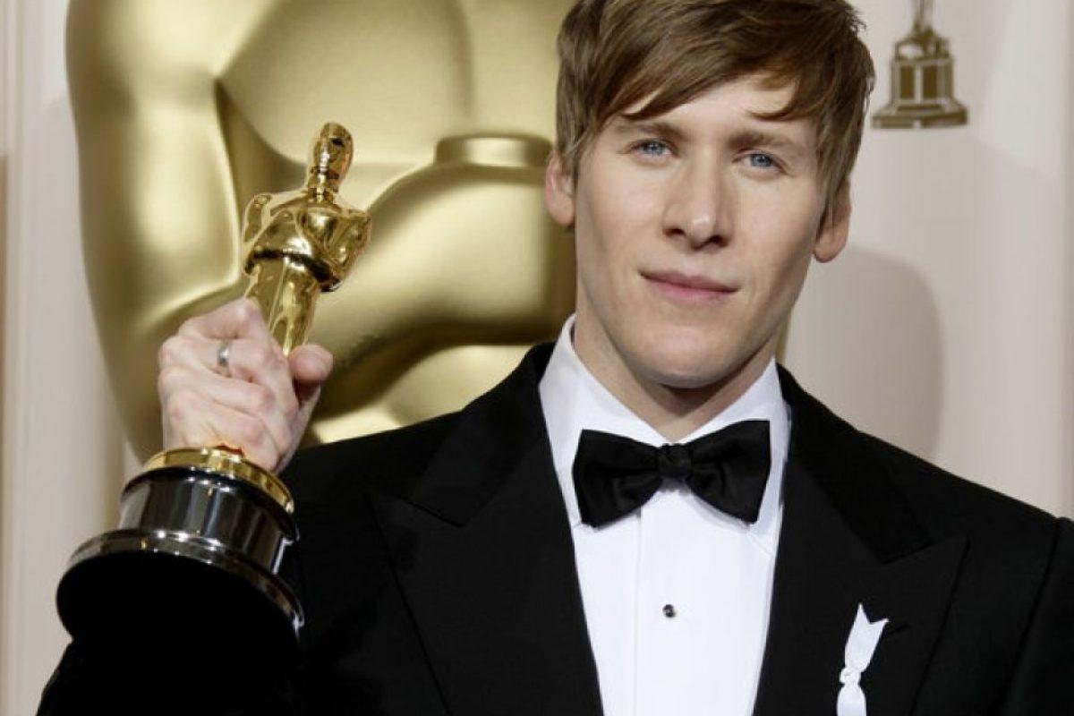 """Dustin Lance Black ganó el Oscar a """"Mejor Guión Original"""" en 2009, por """"Milk"""". Foto:vía Getty Images. Imagen Por:"""