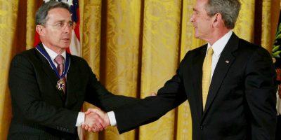 Ocupó el puesto el 7 de agosto del 2002 Foto:Getty Images. Imagen Por: