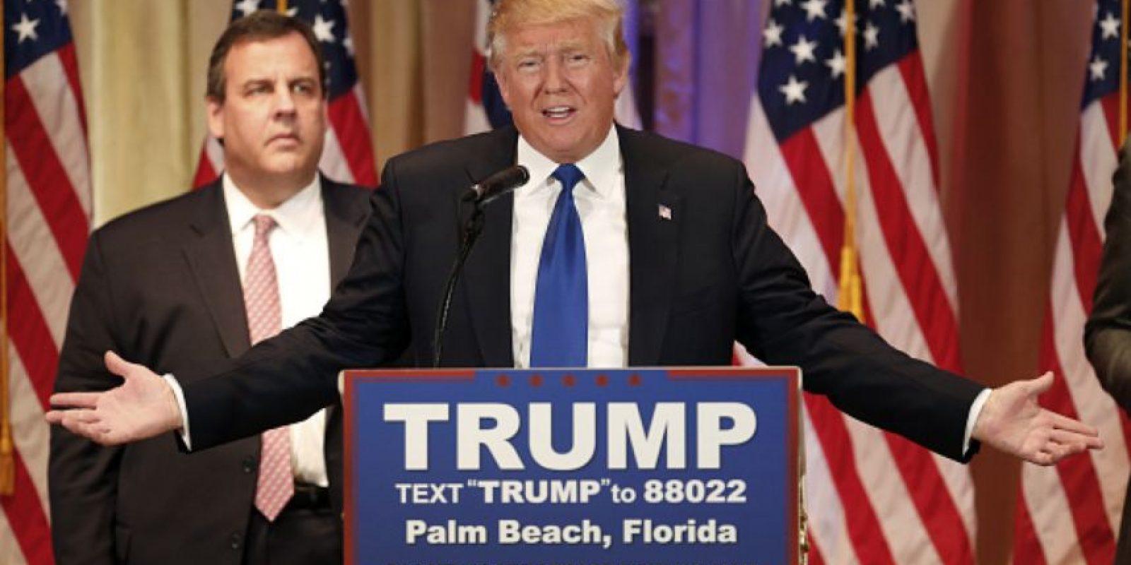 """""""Marco Rubio es un peso ligero, el gran perdedor de la noche"""". Foto:vía Getty Images. Imagen Por:"""