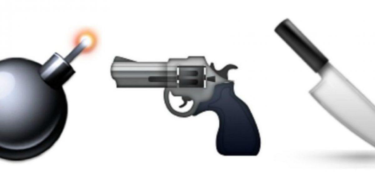 Arrestan niña de 12 años por usar estos emojis