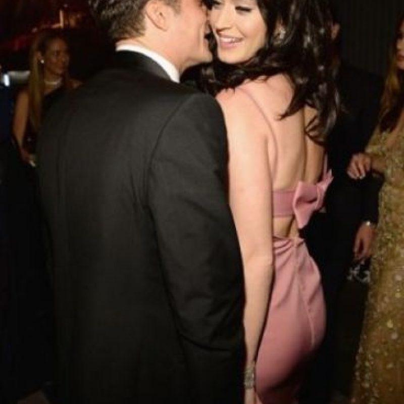 Así es la relación entre Katy Perry y Orlando Bloom Foto:Getty Images. Imagen Por: