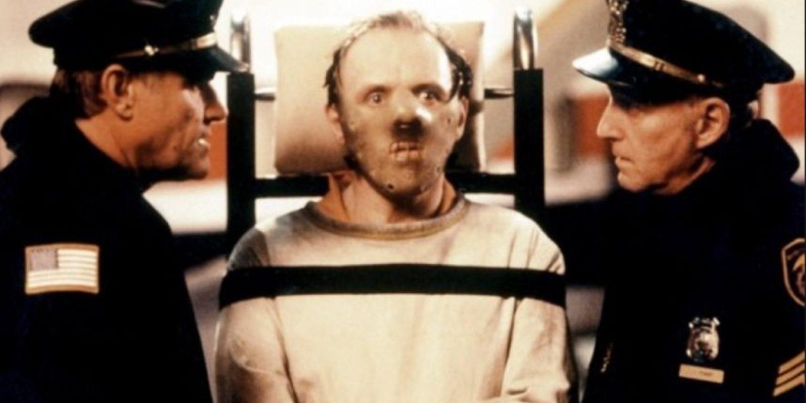 """""""Dr. Hannibal Lecter"""" (""""El silencio de los inocentes"""") Foto:Universal Studios. Imagen Por:"""