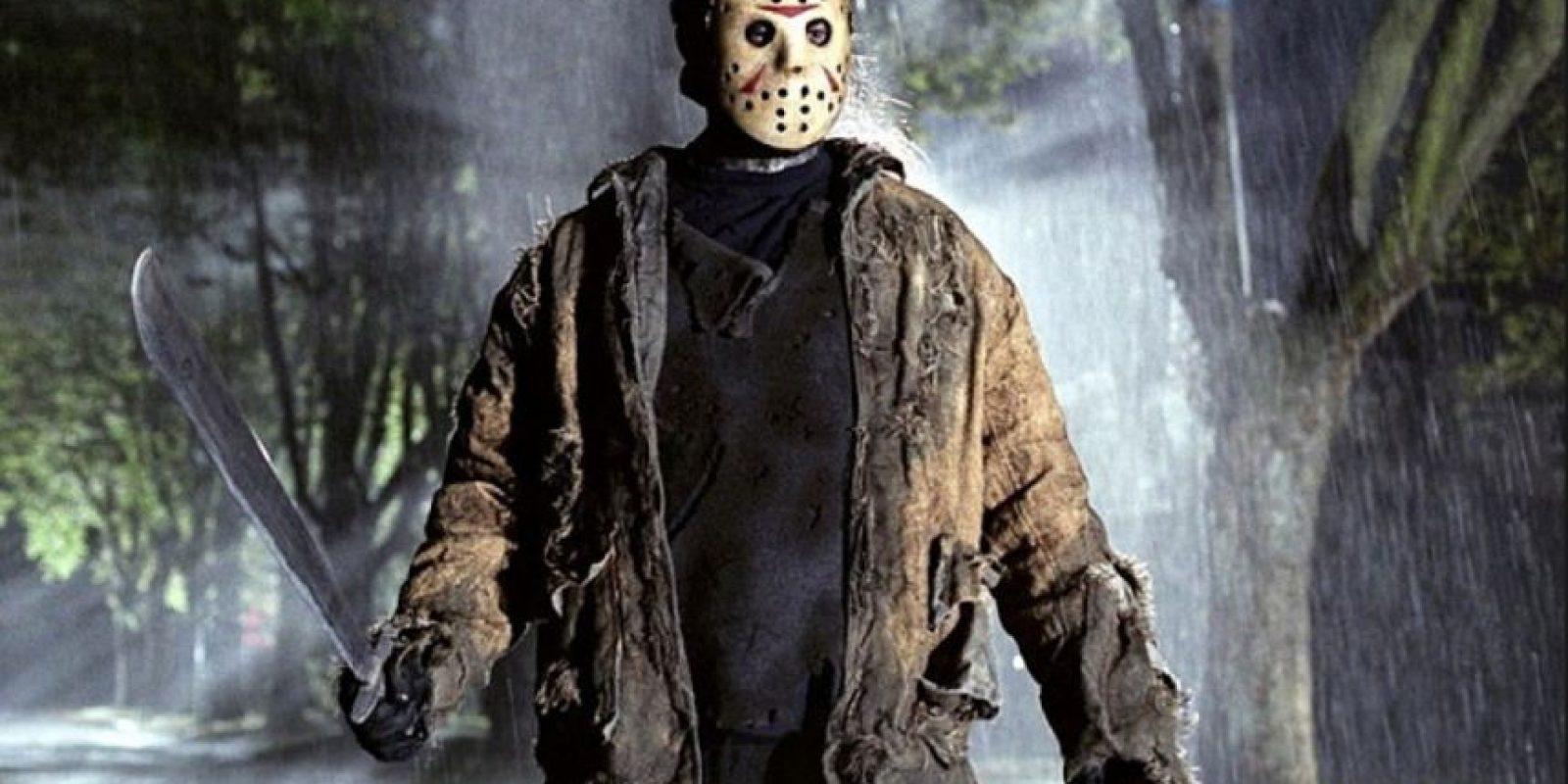 """""""Jason Voorhees"""" (""""Viernes 13"""") Foto:Paramount Pictures. Imagen Por:"""