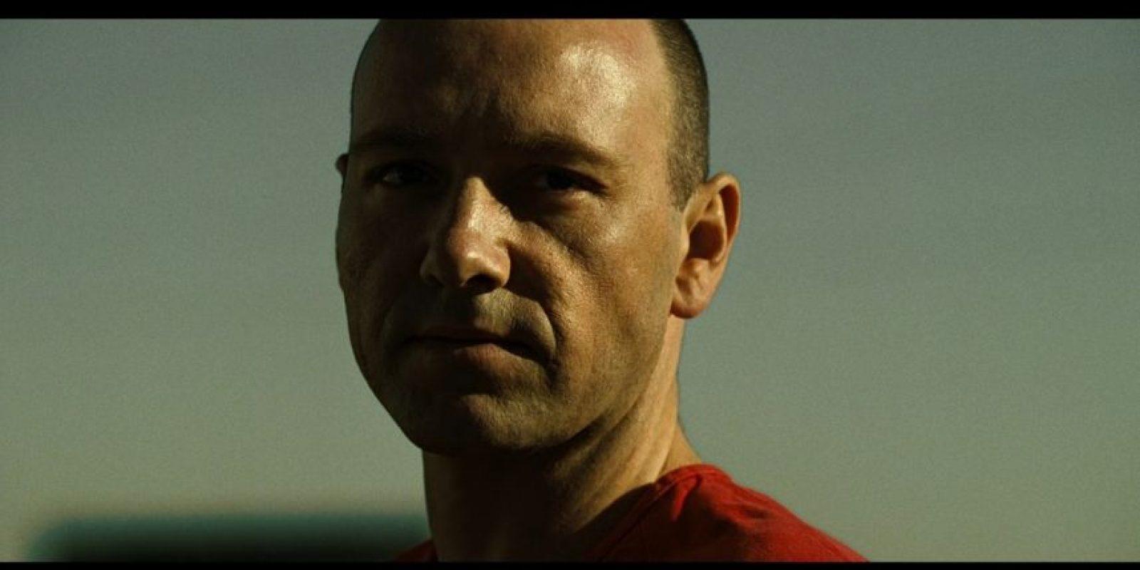 """John Doe"" (""Seven"") Foto:New Line Cinema. Imagen Por:"