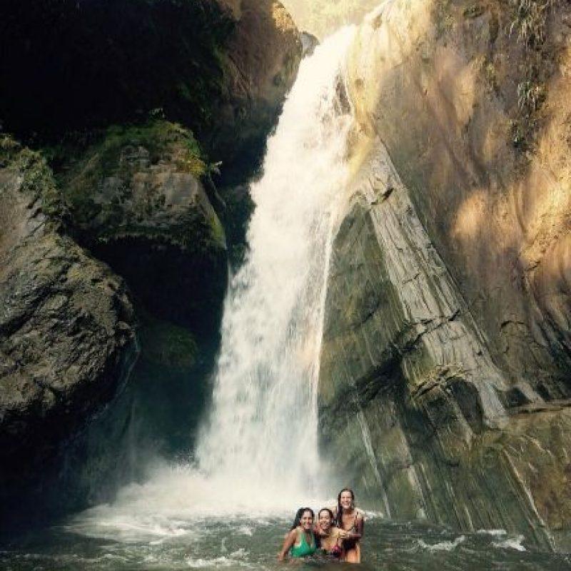 Asegura que estaban hospedadas en un hostal Foto:instagram.com/marina.menegazzo/. Imagen Por: