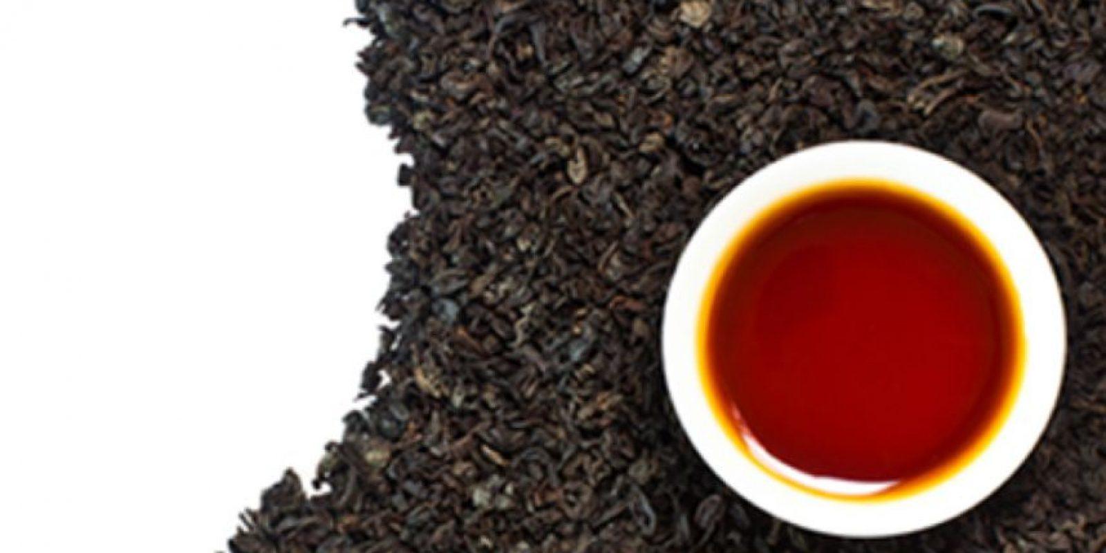 A diferencia del verde se utiliza un proceso de fermentación Foto:Twitter. Imagen Por: