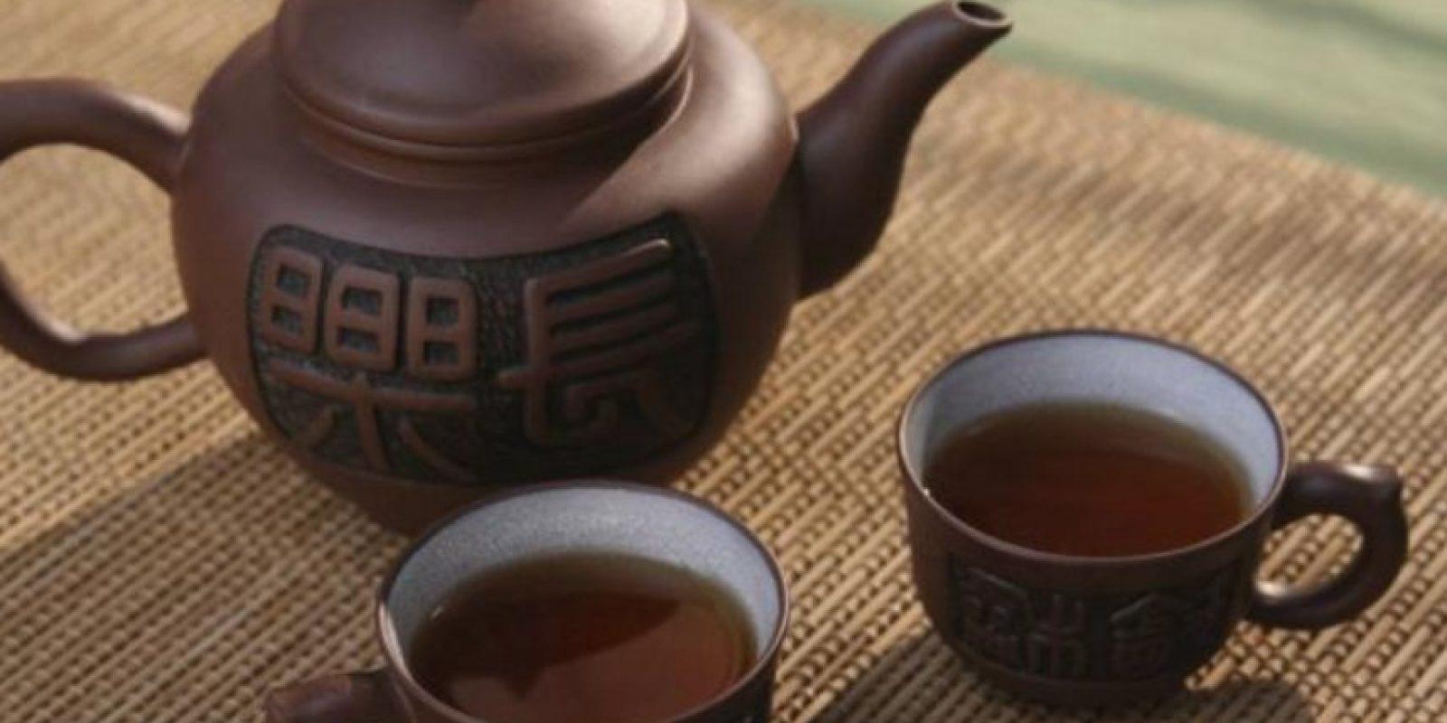 El té negro también se obtiene de la planta Camellia Sinensis Foto:Twitter. Imagen Por: