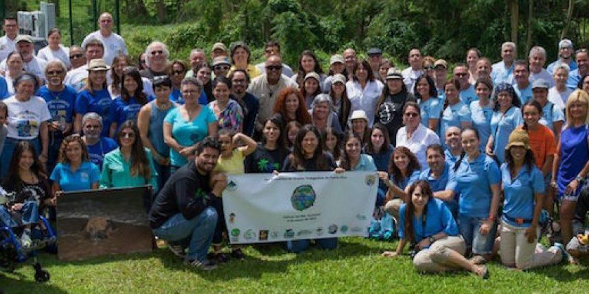 Voluntarios listos para proteger las tortugas que anidan en la isla
