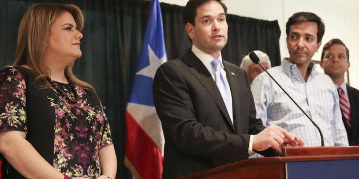 Marco Rubio promete crecimiento económico para la isla