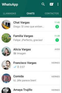 3. Interactuar con más personas en los grupos de WhatsApp Foto:Google Play. Imagen Por: