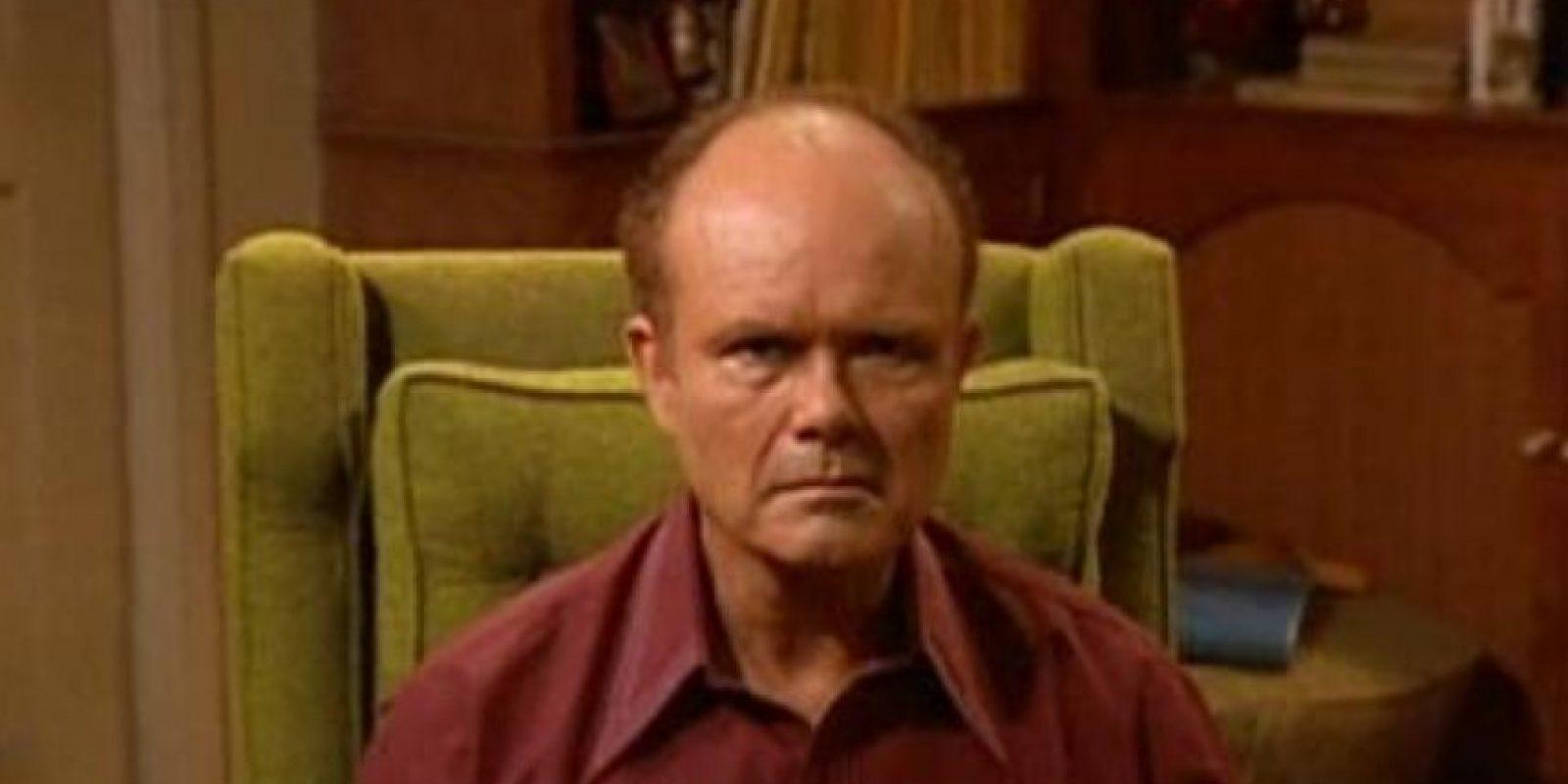 "Kurtwood Smith era ""Red Forman"". Foto:vía FOX. Imagen Por:"