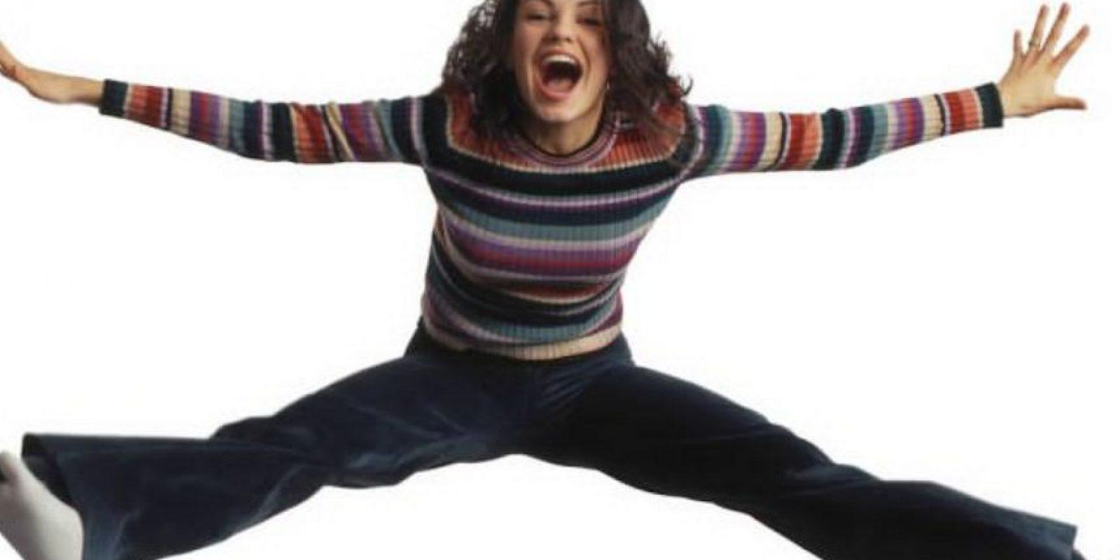 """Mila Kunis era """"Jackie Burckhart"""", narcisista novia de """"Kelso"""", rica y superficial. Foto:vía FOX. Imagen Por:"""