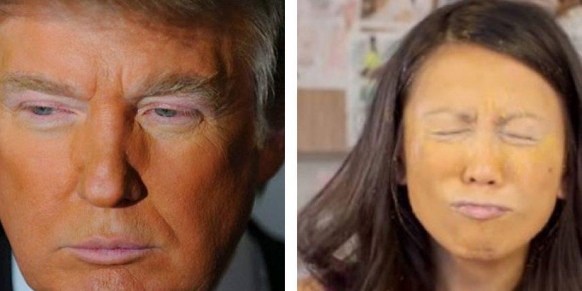 Video: Este es el tutorial para maquillarse como Donald Trump