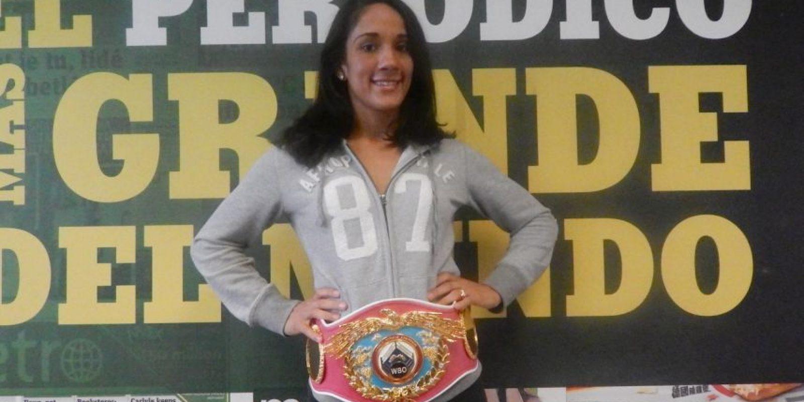 Amanda Serrano será honrada en una ceremonia en Puerto Rico. Foto:Christian Fuentes. Imagen Por: