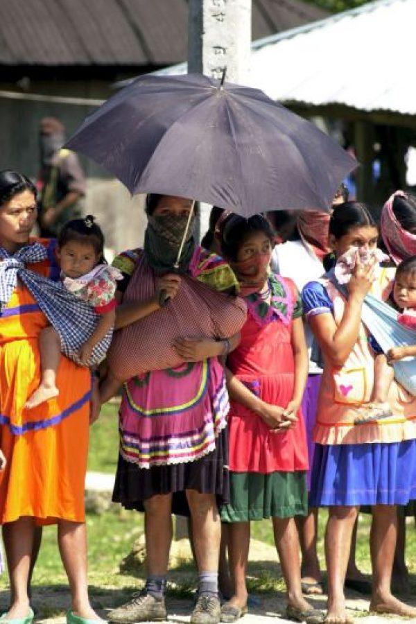 En México existen distintos grupos indígenas. Foto:Getty Images. Imagen Por: