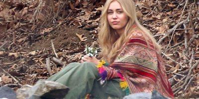 """El reciente look de Miley Cyrus que nos hace recordar a ·""""Hannah Montana"""" Foto:Grosby Group. Imagen Por:"""