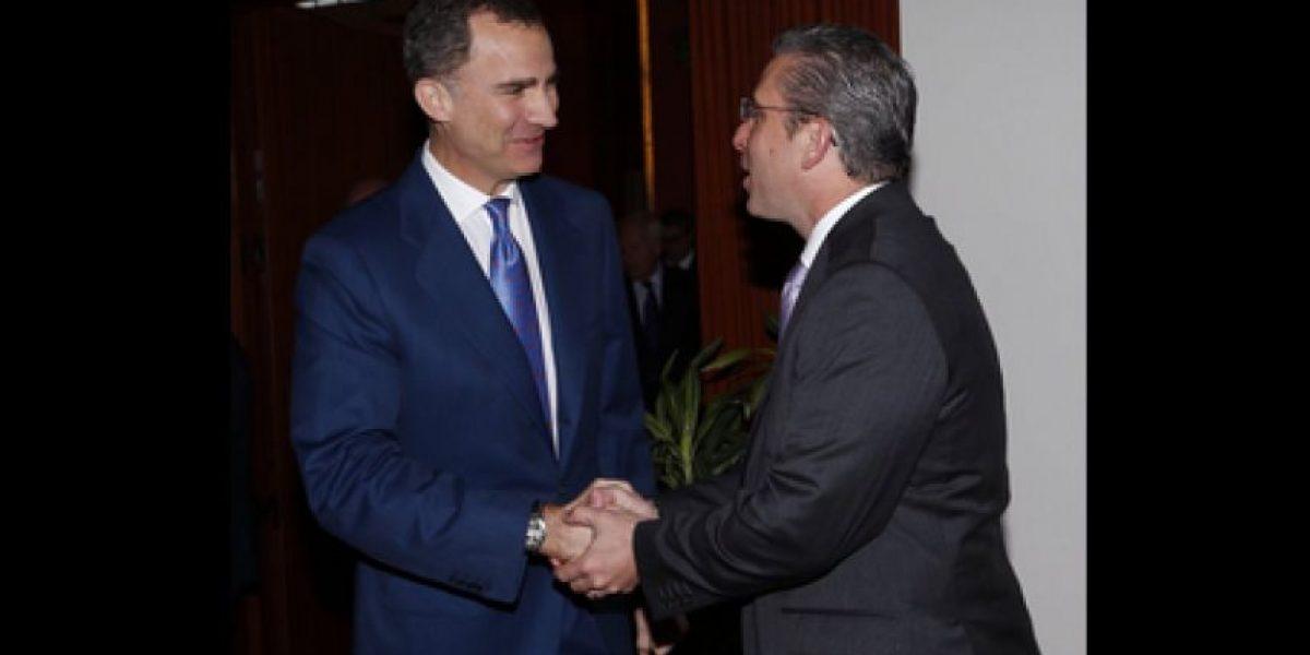 [En directo] Reyes de España dan apertura a Congreso de la lengua en P.R.