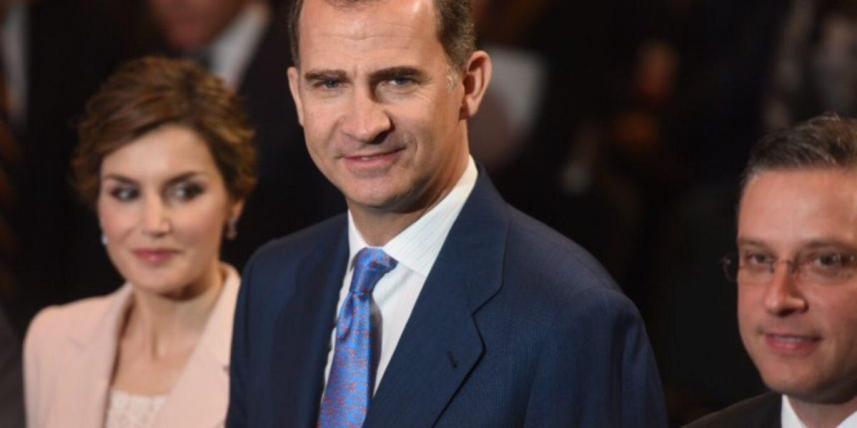 Reyes de España inician congreso de la lengua española en P. R.