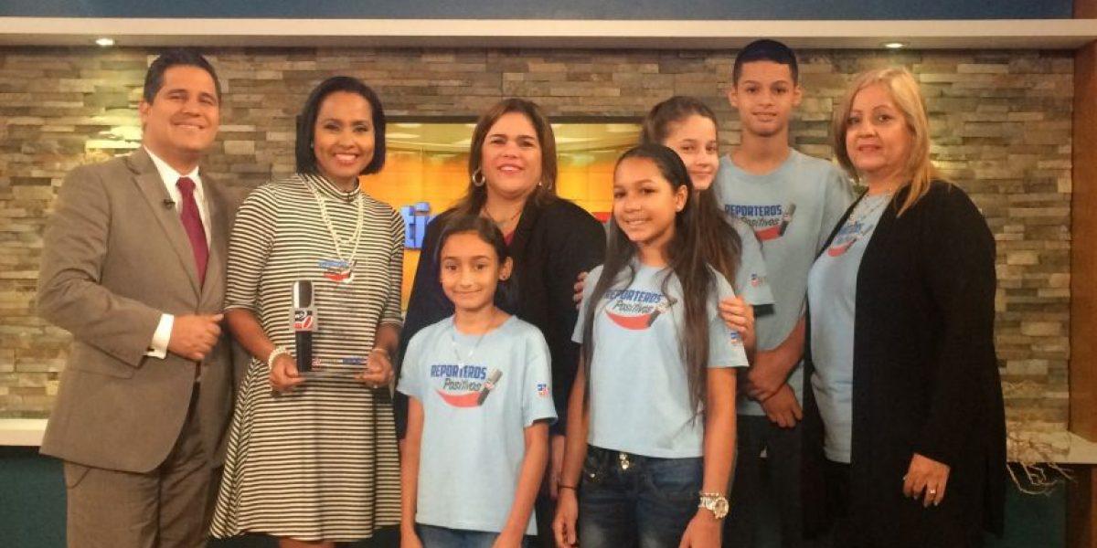 Reconocen a Keylla Hernández por su carrera como reportera