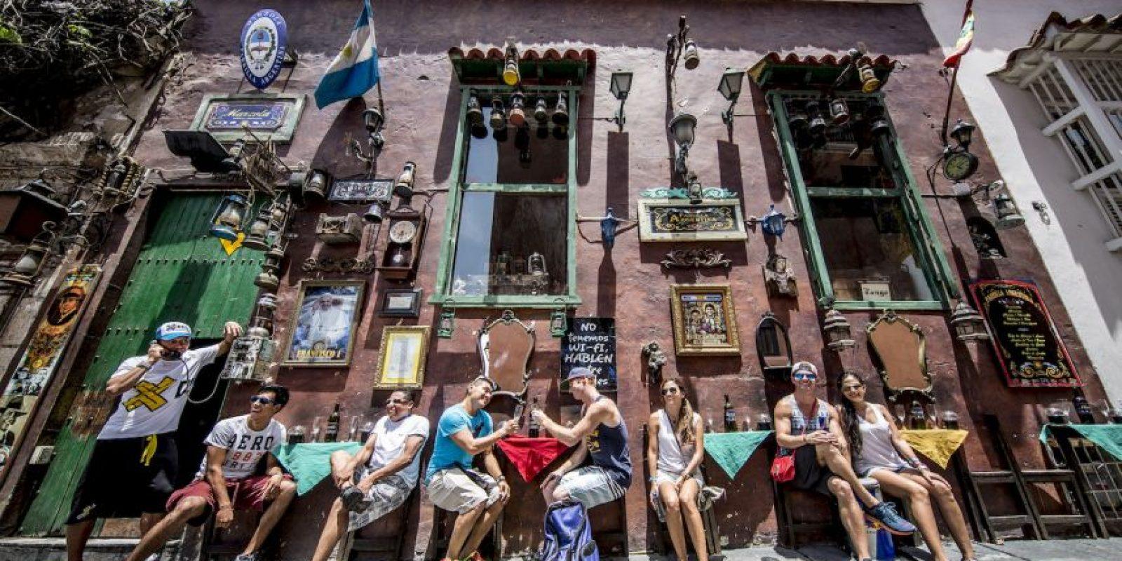 Fue fundada el 1 de junio de 1533 por Pedro de Heredia Foto:Getty Images. Imagen Por: