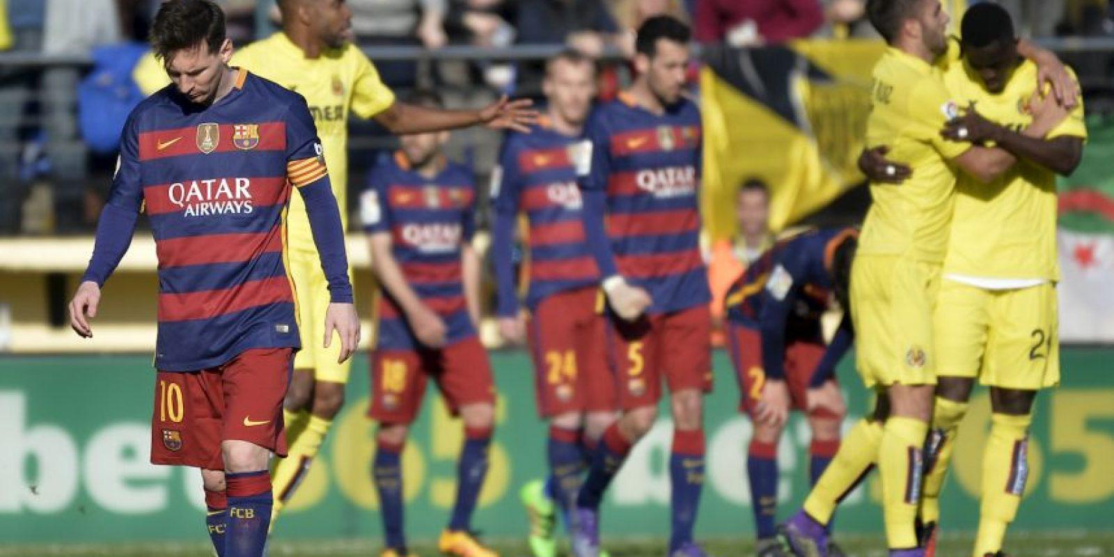 El partido terminó igualado 2-2 Foto:AFP. Imagen Por: