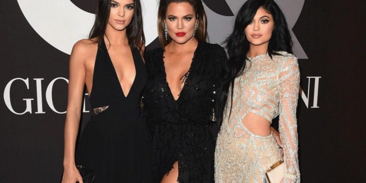Irreconocibles: Así fue la transformación de  Khloé, Kendall y Kylie