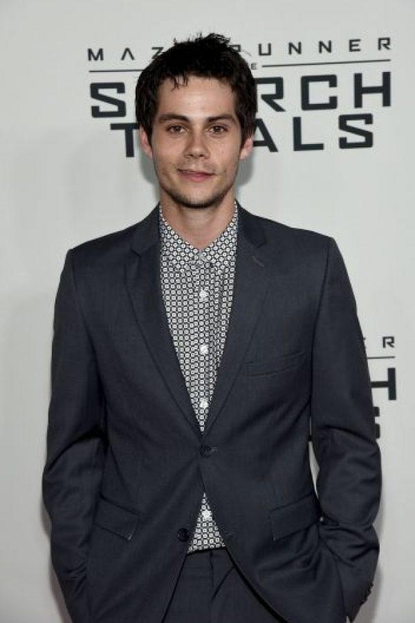 """Y saltó a la fama por su papel en la serie """"Teen Wolf"""" Foto:Getty Images. Imagen Por:"""