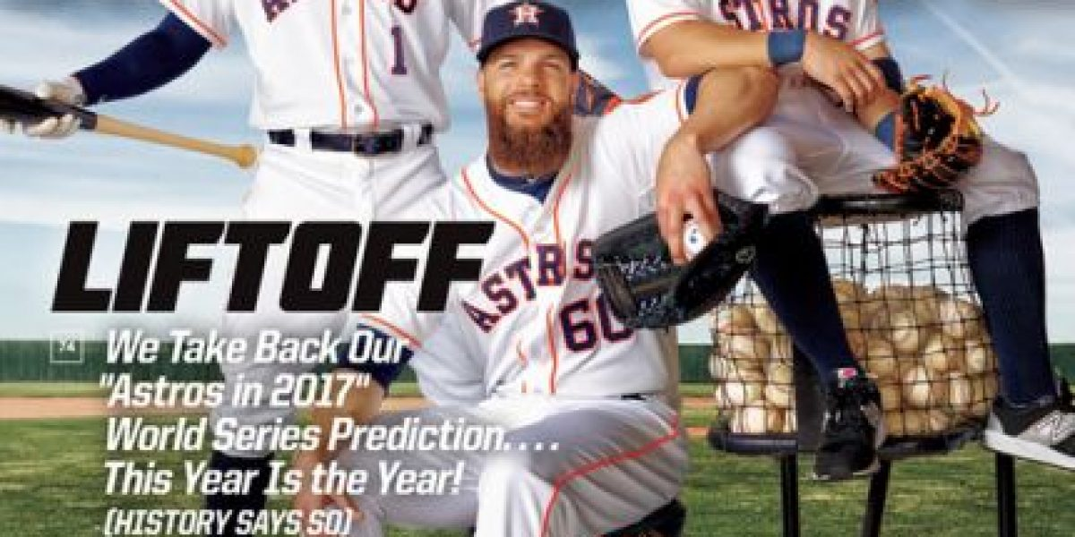 Correa y los Astros se apoderan de la portada de Sports Illustrated