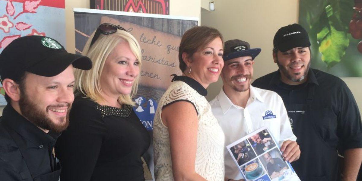 Vaquería Tres Monjitas realiza evento en apoyo al barista Arnaldo Hernández
