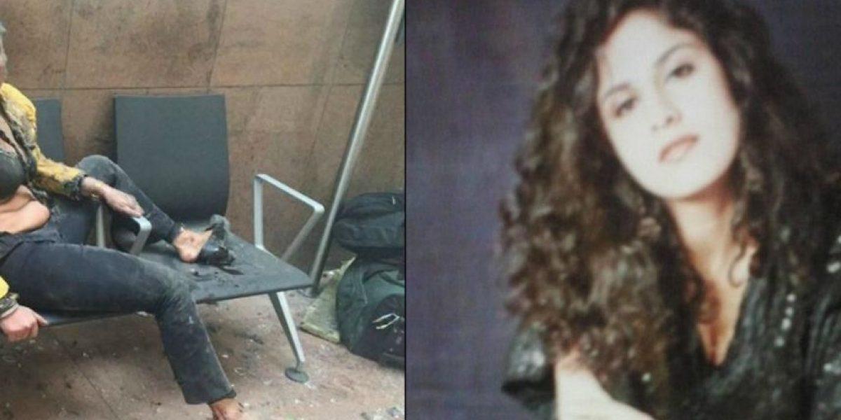 Terrorismo en Bruselas: Mujer de foto viral recién llegaba al aeropuerto