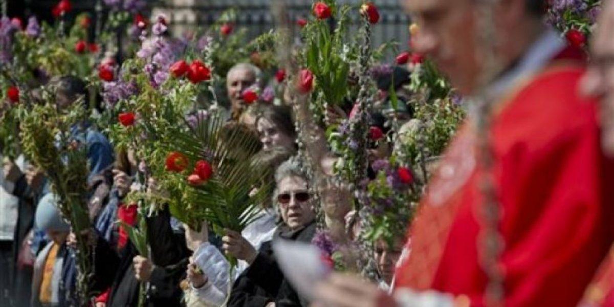 Extraños rituales de Semana Santa alrededor del mundo