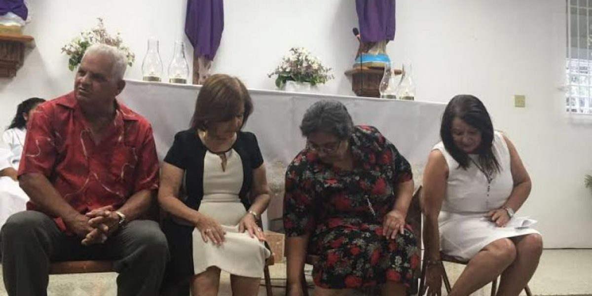 12 mujeres boricuas se dejarán lavar los pies en Semana Santa
