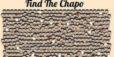 """Encuentra al Chapo"" Foto:Tumblr. Imagen Por:"