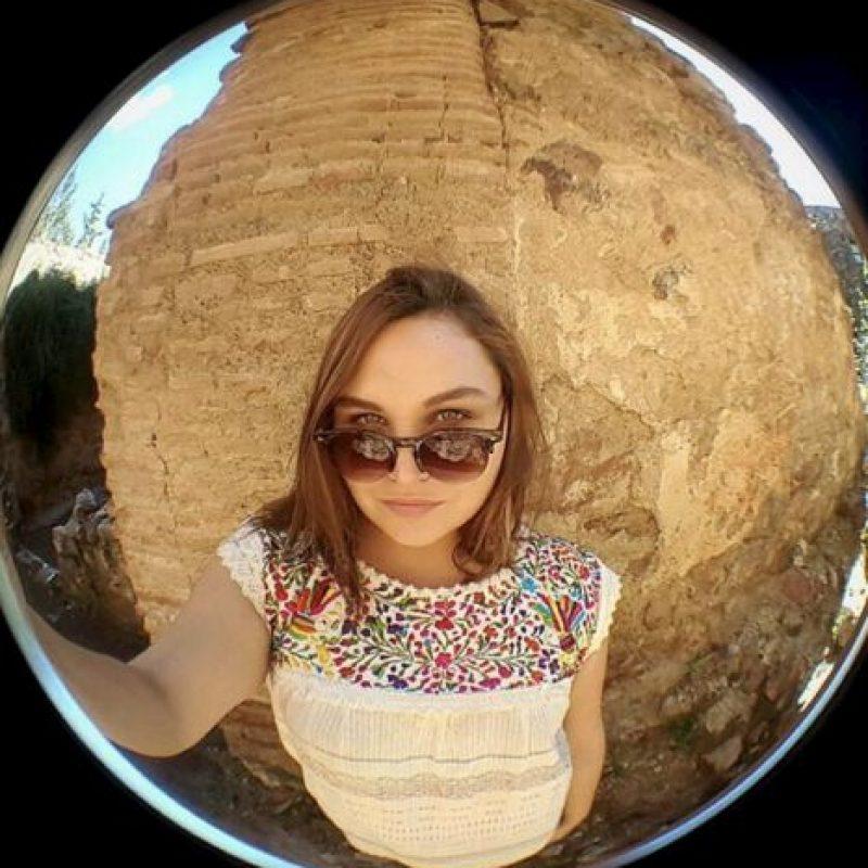 Foto: vía instagram.com/estefavillarreal_of. Imagen Por: