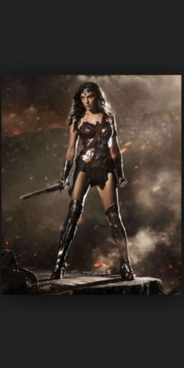 """""""Wonder Woman"""". posible fecha de estreno: junio 23 de 2017. Foto:DC Entertainment. Imagen Por:"""